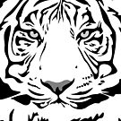 White Tiger by NeedThreads