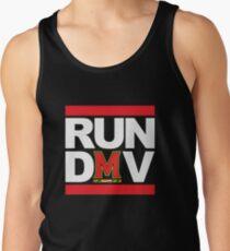 RUN DMV - Black Tank Top