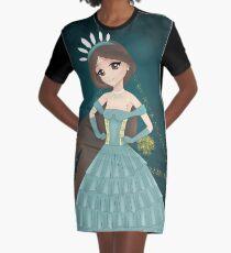 Empress (Tarot Card Series) Graphic T-Shirt Dress
