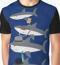 Shark Song Graphic T-Shirt