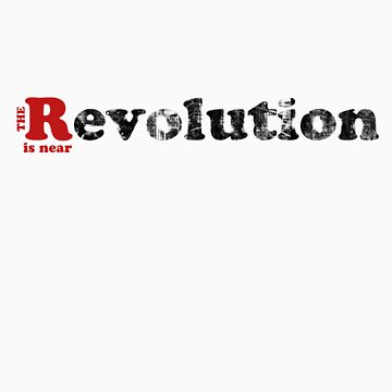 The Revolution is near by Miart