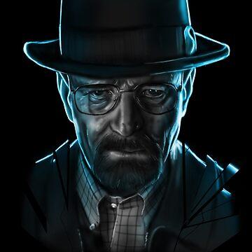 Heisenberg by CrosbyDesign