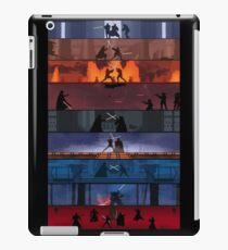 SW 1-8 iPad Case/Skin