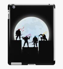 Ninjas iPad Case/Skin