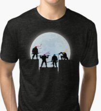 Camiseta de tejido mixto Ninjas