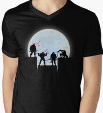 Ninjas Men's V-Neck T-Shirt