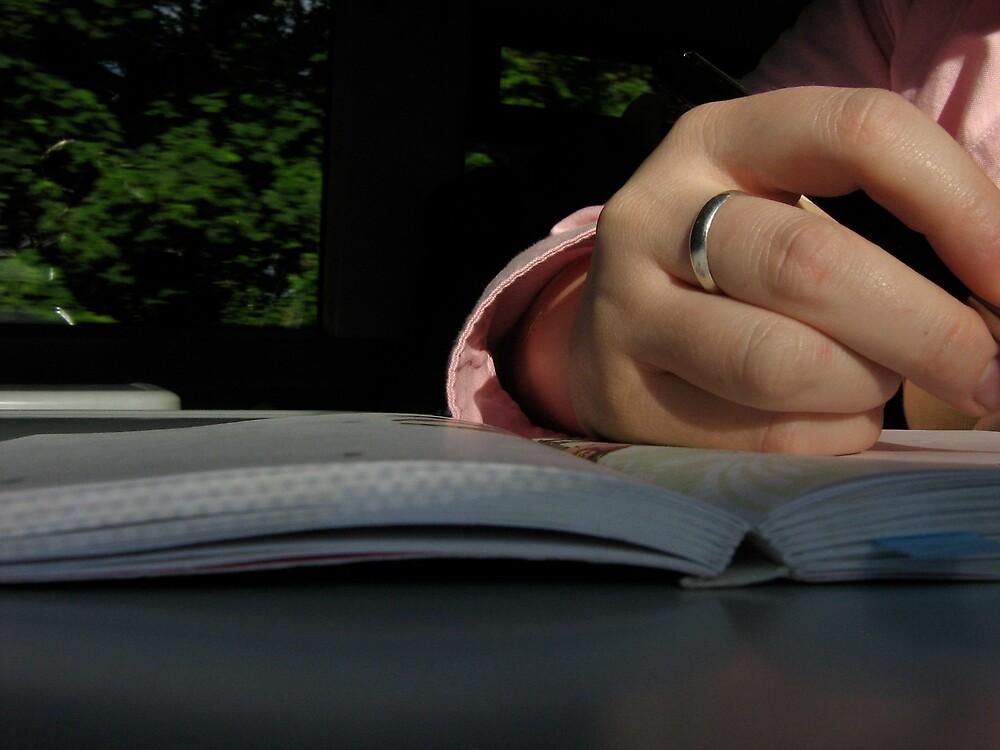 Journal-istic by profusemoose