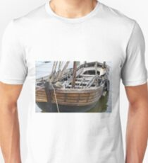 Captain John Smith's Shallop T-Shirt