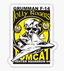 VF-84 Jolly Rogers Sticker