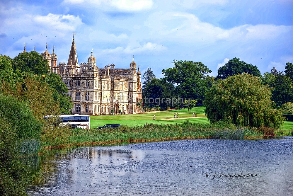 Burghley View~ by WJPhotography