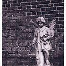 little angel by Catherine Hadler