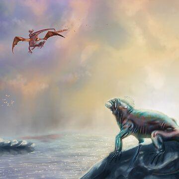 Dream Big by Gorgalac