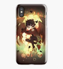 Comfort in Darkness iPhone Case