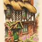 Cottage of my Dreams by Rasendyll