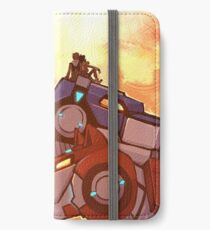 Fire and Ice iPhone Wallet/Case/Skin