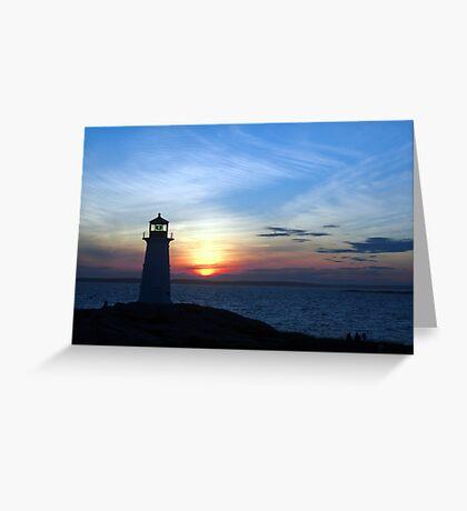 Enchanted Evening Greeting Card