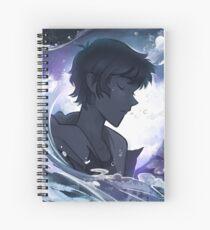 Cuaderno de espiral Perdido en el mar