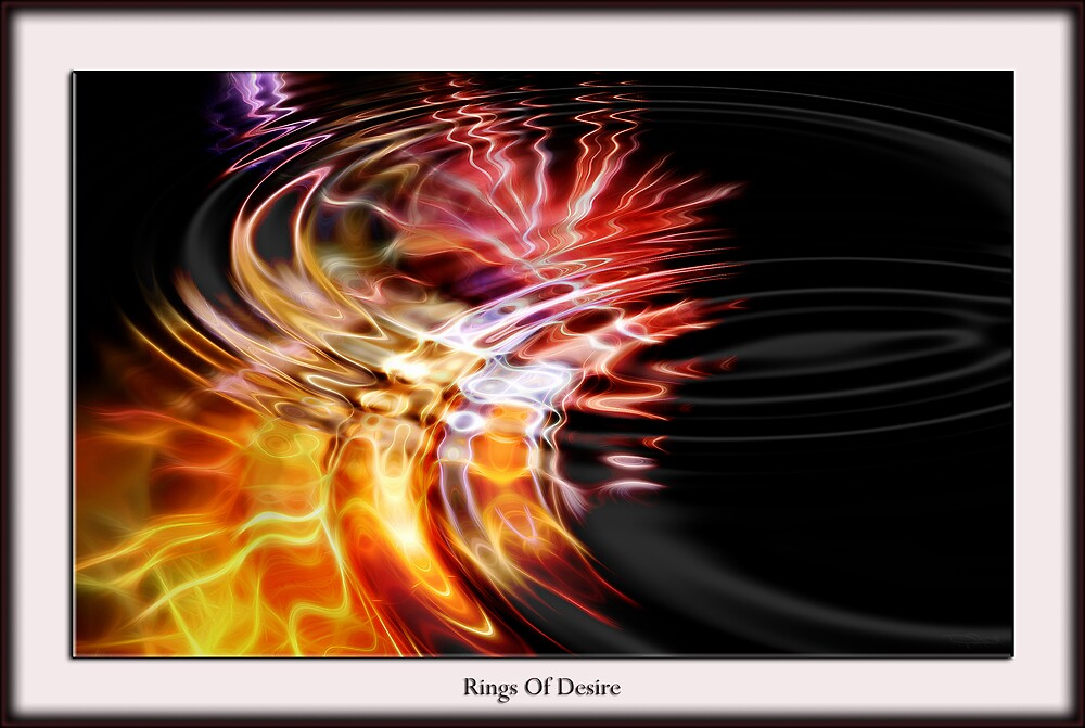Rings Of Desire by Creative Captures