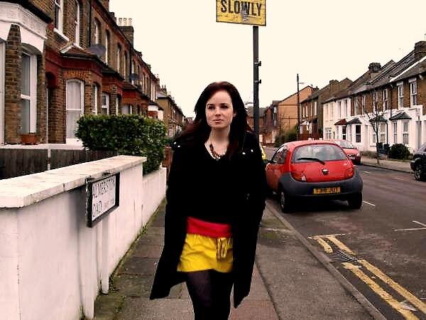 Street by Rosanna Jeffery