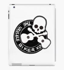 Ukulele Biker  iPad Case/Skin