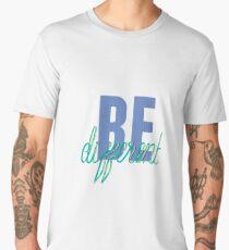 Be Different T-Shirt Men's Premium T-Shirt