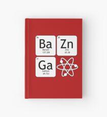 BaZinGa and Atom Hardcover Journal