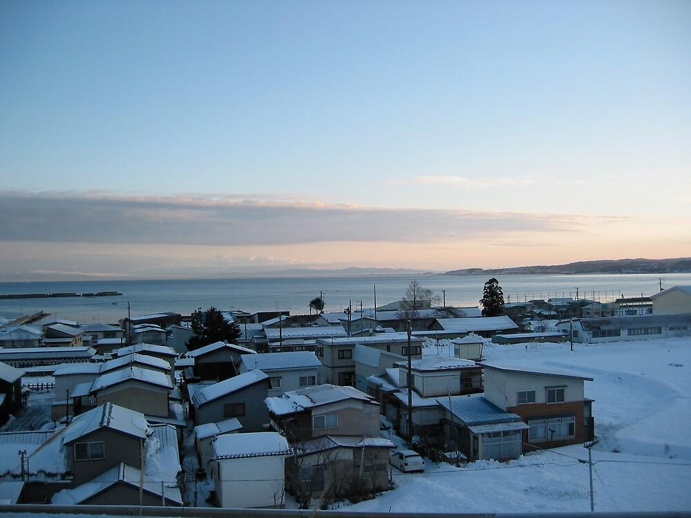 Winter sky by profusemoose