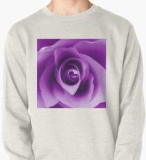 Purple Rose Pullover