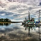 Ocean Springs Harbor HD by Kevin McLeod