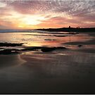 Embleton Bay - Northumberland - UK -  Worth Getting Up by Diane Thornton