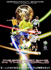 WORLD CUP by Throwing  Buckets Magazine