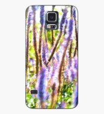Summer Floral Case/Skin for Samsung Galaxy