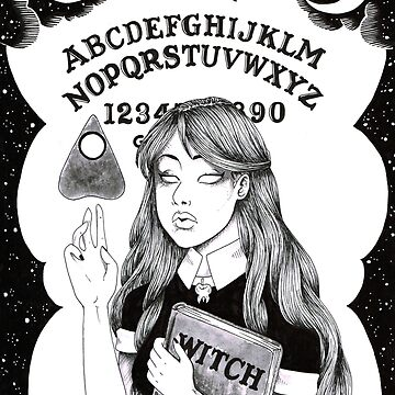 Ouija board by i-vomited-dream