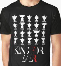 Forever King, Roger 2018 Graphic T-Shirt