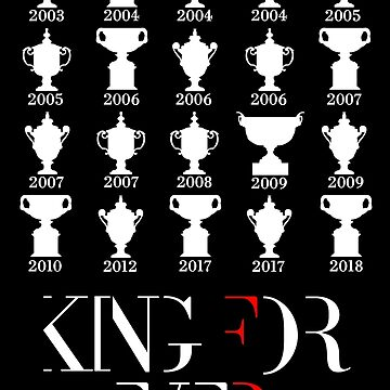 Forever King, Roger 2019 by ideasfinder
