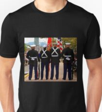 4 Marines Unisex T-Shirt