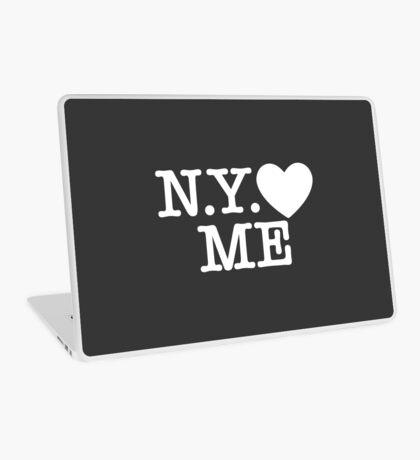New York Love Me Laptop Skin