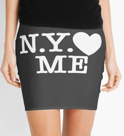 New York Love Me Mini Skirt