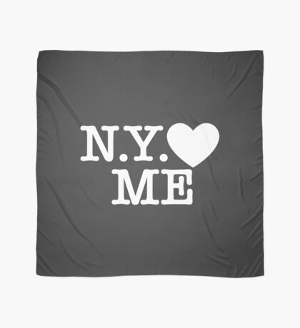 New York Love Me Scarf
