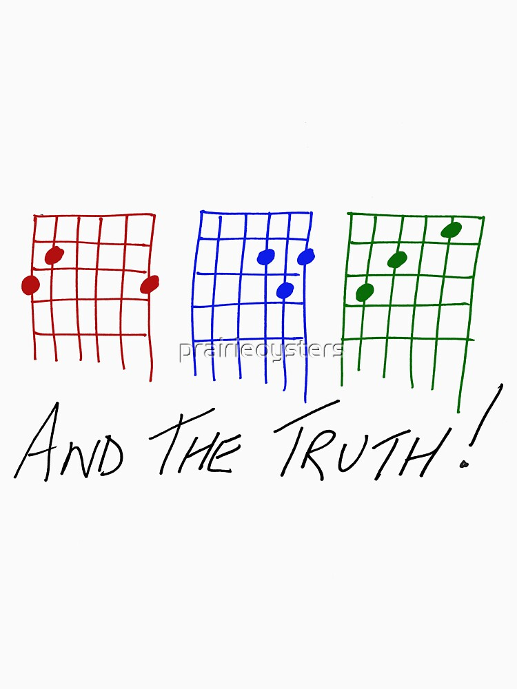 THE PRAIRIE OYSTERS THREE CHORDS AND THE TRUTH by prairieoysters