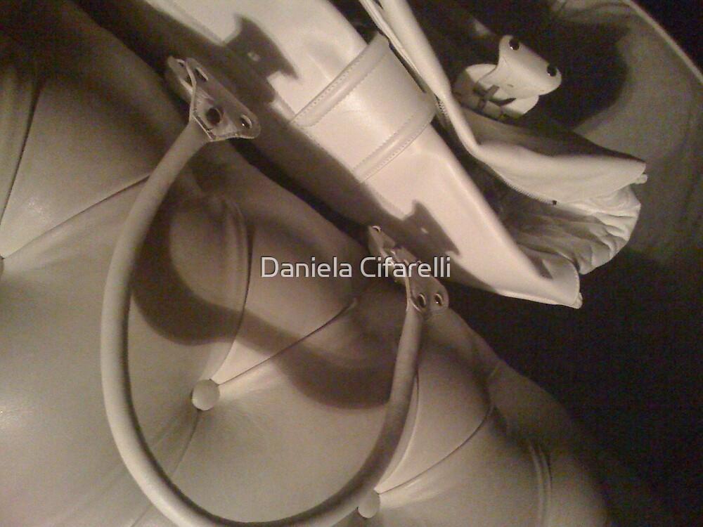 White lines by Daniela Cifarelli