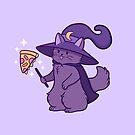 Kitty Wizard by nikury