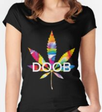 Trippy Doob Women's Fitted Scoop T-Shirt