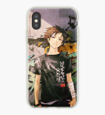 Endo Arato iPhone Case