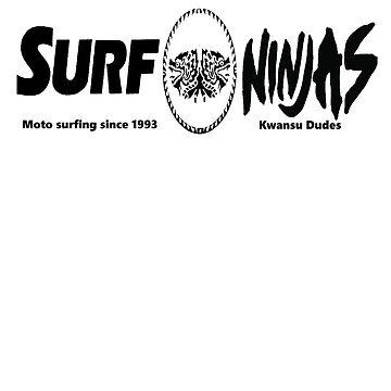 Moto surf black by Bertaud11