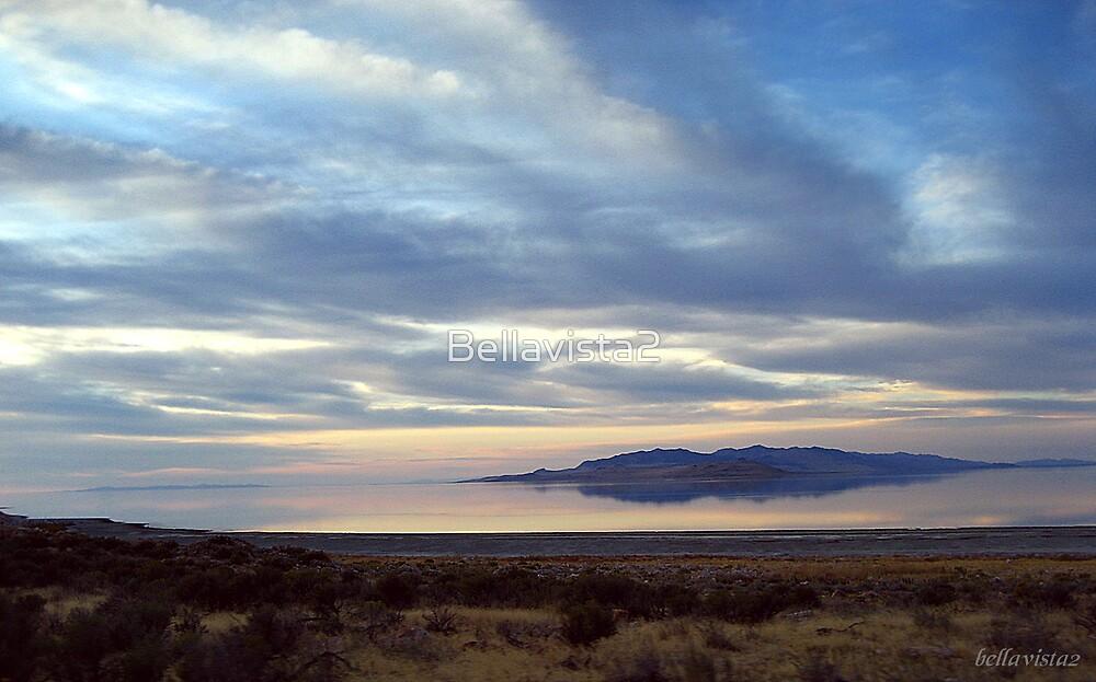 Antelope Island by Bellavista2