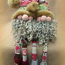Tomte, elf, imp, pixie, Scandi by Penny Bonser
