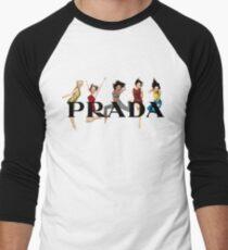 Prada Spice Men's Baseball ¾ T-Shirt