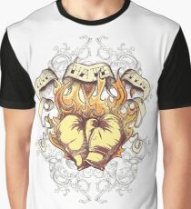 Love Hate Fear Graphic T-Shirt