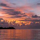 Caribbean Sky by Rachel Stickney